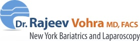 Dr. Rajeev Vohra MD, FACS - New York Bariatrics and Laparoscopy